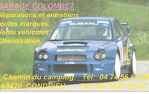 Garage Colombet