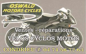 OSWALD MOTORS CYCLES